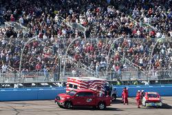 Trevor Bayne, Wood Brothers Racing Ford crashes