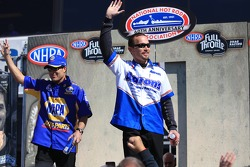 Funny Car Drivers Ron Capps