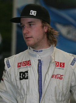 Mads Ostberg, Ford Fiesta RS WRC, M-Sport Stobart Ford World Rally Team