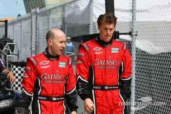 Jon Fogarty and Alex Gurney