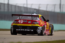 #49 Team Sahlen Mazda RX-8: Joe Nonnamaker, Will Nonnamaker, Joe Sahlen