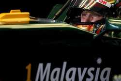 Davide Valsecchi, Test Pilotu, Lotus F1 Team