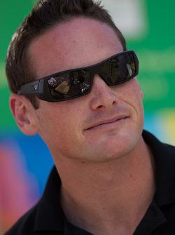Go Green Auto Rally event in Miami: Gunnar Jeannette