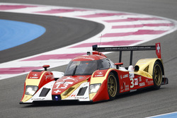 #13 Rebellion Racing Lola B10/60 Coup_© - Toyota: Andrea Belicchi, Jean-Christophe Boullion, Guy Smith