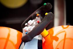 #15 Oak Racing Oak Pescarolo Judd steering wheel