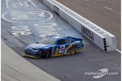 Spin for Brad Keselowski, Penske Racing Dodge