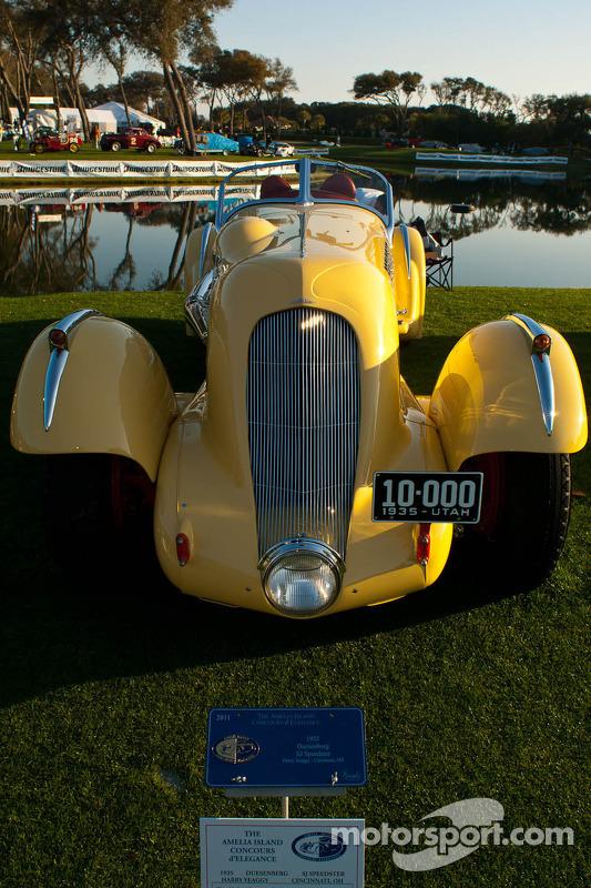 #172 1935 Duesenberg SJ Speedster: Harry Yeaggy
