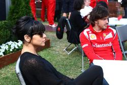 Raquel Rosario, Scuderia Ferrari
