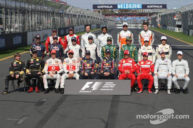 Участники сезона-2011