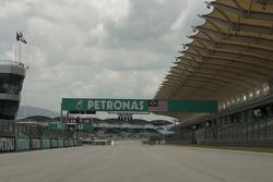 Main Straight of Sepang Circuit