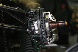 Mercedes GP, Technical detail, brake system
