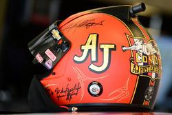 Tony Stewart, Stewart-Haas Racing, casco
