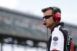 Rodney Childers, crew chief for Kevin Harvick, Stewart-Haas Racing Chevrolet
