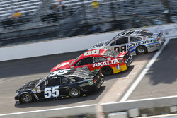 Reed Sorenson, Premium Motorsports Chevrolet, Jeff Gordon, Hendrick Motorsports Chevrolet, Cole Whitt, Premium Motorsports Chevrolet