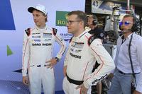 Brendon Hartley, Porsche Team, Andreas Seidl, Principal Porsche Team