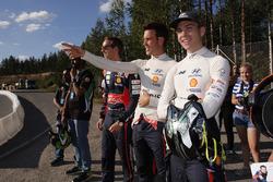 Тьерри Невилль, Hyundai Motorsport и Хейден Пэддон, Hyundai Motorsport