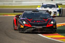 #132 Lago Racing, Lamborghini Gallardo R-EX: Roger Lago, Steve Owen, David Russell, Jonathan Webb