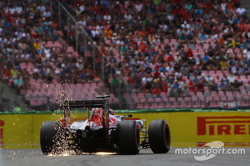 18: Данііл Квят, Scuderia Toro Rosso STR11