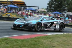 #6 K-Pax Racing, McLaren 650S GT3: Austin Cindric