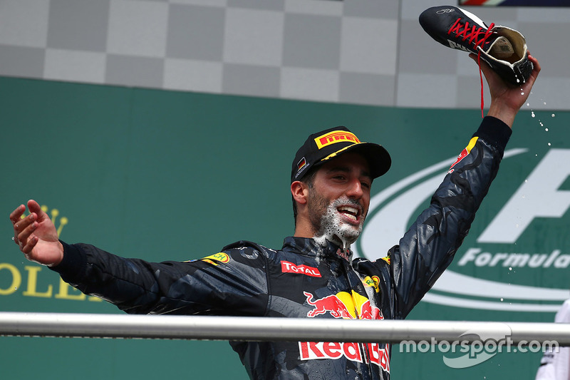 Daniel Ricciardo – GP da Alemanha