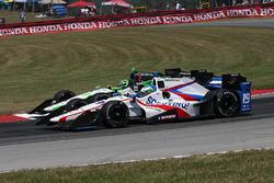 R.C. Enerson, Dale Coyne Racing Honda, Conor Daly, Dale Coyne Racing Honda