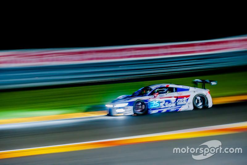 27. #25 Sainteloc Racing, Audi R8 LMS