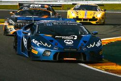 #100 Attempto Racing Lamborghini Huracan GT3: Louis Machiels, Max Van Splunteren, Jeroen Mul, Giovanni Venturini