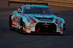 #22 Nissan GT Academy Team RJN, Nissan GT-R Nismo GT3: Riccardo Sanchez, Romain Sarazin, Sean Walkinshaw, Matthew Simmons