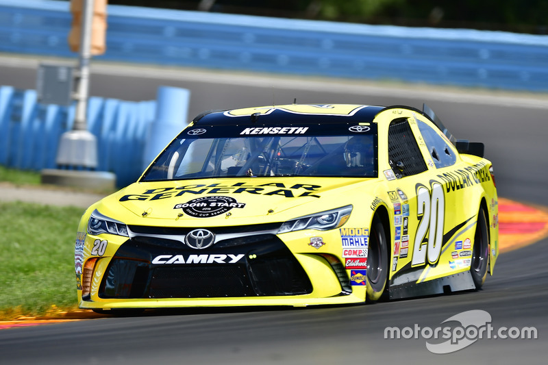 10. Matt Kenseth, Joe Gibbs Racing, Toyota
