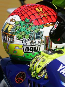 Helm von Valentino Rossi