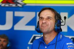 Davide Brivio, Team Suzuki MotoGP Manager