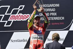 Ganaddor, Andrea Iannone, Ducati Team