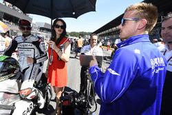 Eugene Laverty, Aspar Racing Team, Alex Lowes