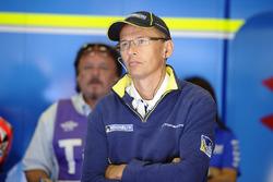 Nicolas Goubert, Directeur adjoint et directeur technique Michelin Motorsport