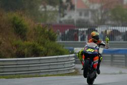 Победитель гонки Валентино Росси, Repsol Honda Team