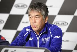Куичи Тсуджи, главный менеджер подразделения по развитию Yamaha Motor