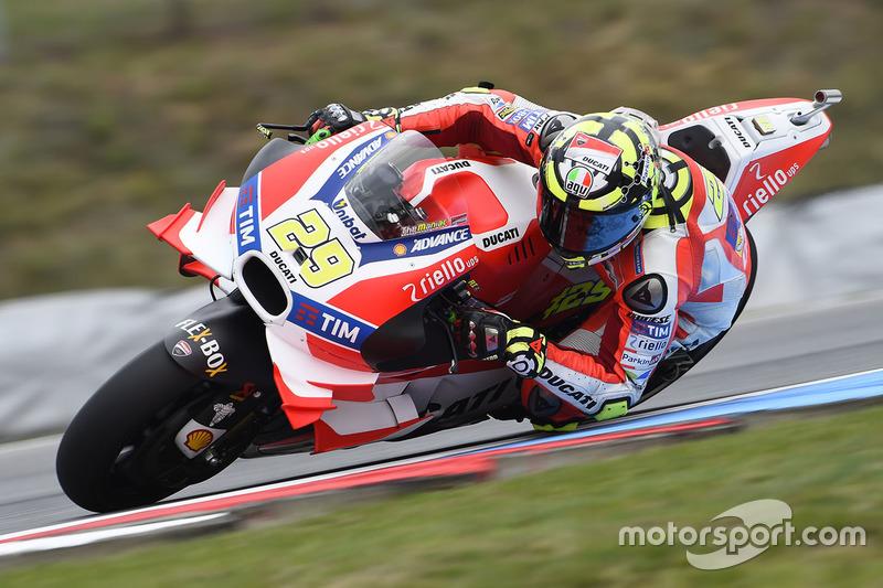 3. Andrea Iannone, Ducati Team