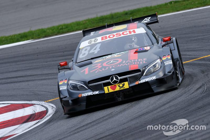 16. Maximilian Götz, Mercedes-AMG Team HWA, Mercedes-AMG C63 DTM