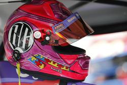 Helm von Kyle Larson zur Erinnerung an Bryan Clauson
