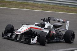 Nikita Mazepin, Hitech GP, Dallara F315 - Mercedes
