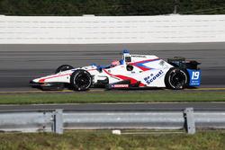 Піппа Манн, Dale Coyne Racing Honda