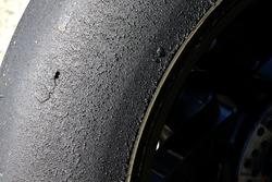 Gebrauchter Michelin-Reifen