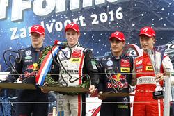 Podium: Racewinnaar Joel Eriksson, Motopark Dallara F316 – Volkswagen; tweede plaats Niko Kari, Motopark Dallara F316 – Volkswagen; Sergio Sette Camara, Motopark Dallara F314 – Volkswagen; Award snelste ronde voor Guanyu Zhou, Motopark Dallara F316 – Volks