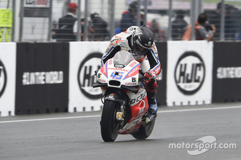 Scott Redding – 15. Platz