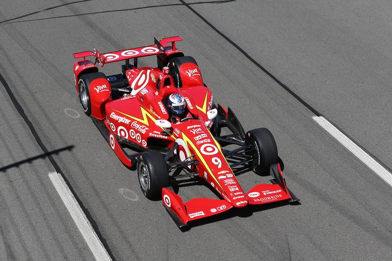 Скотт Діксон, №9, Chip Ganassi Racing Honda