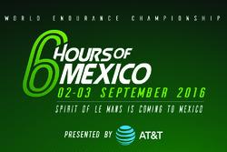 Logo der 6 Stunden von Mexiko