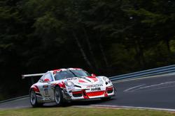 John Shoffner, Janine Hill, Arno Klasen, Porsche 991 GT3 Cup