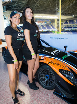 Radical für das Race of Champions 2017 in Miami; Girls