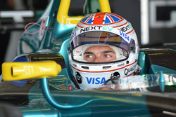 Нельсон Пике, NEXTEV TCR Formula E Team