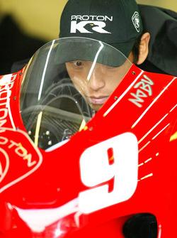 Nobuatsu Aoki, Proton Team KR